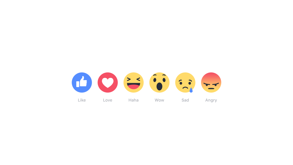 Facebook Reactions (emoji) for WordPress