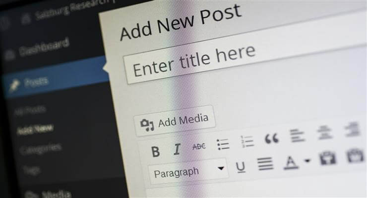 How to Add Underline and Justify Text Buttons in WordPress 4.7