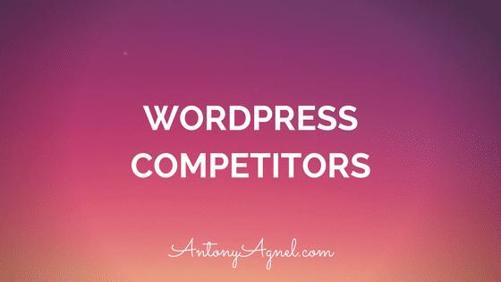 Popular Alternatives to WordPress