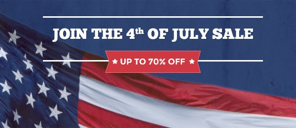 SiteGround 4th of July Sale - 70% OFF on Hosting Plans & Free Domain Names