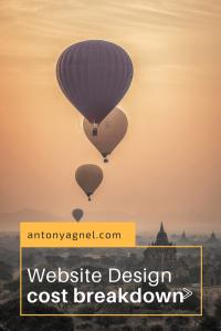 Website Design And Development Cost Analysis Breakdown