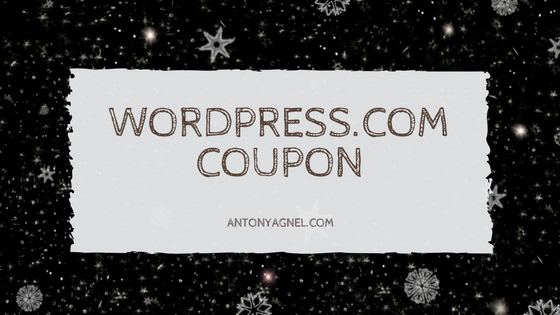 WordPress.com Coupon Code - 30% Off Discount Promo