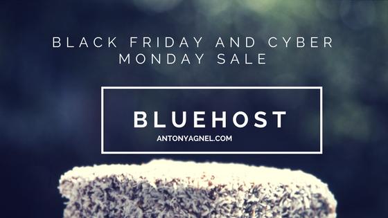 Get Bluehost Black Friday 2017 Discount - Best Deal