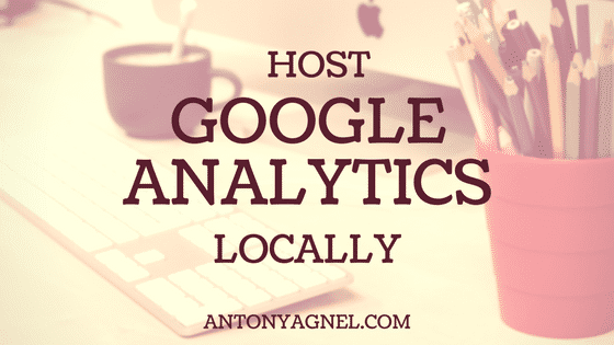 How To Host Google Analytics Locally
