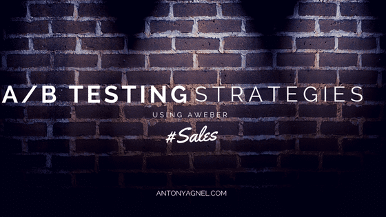 A/B Split Testing To Increase Sales And ROI