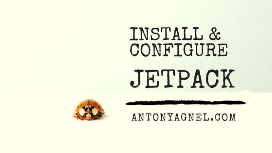 How to Setup and Configure the Jetpack Plugin for WordPress