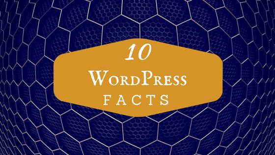 Few Interesting WordPress Facts
