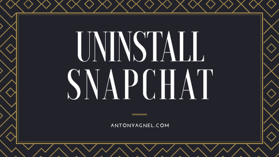 Read why #UninstallSnapchat is trending in India