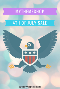 MyThemeShop Themes & Plugins Discount - 4th of July Sale - Independence Day Offer